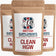 Clean Genuine Horny Goat Weed (Epimedium) 6,690mg (44mg Icariin)