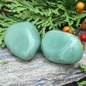 Green Aventurine for Vitality, Growth & Confidence