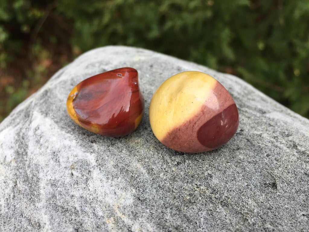 Mookaite Healing Set for Spiritual Purification, Longevity & Intergenerational Healing