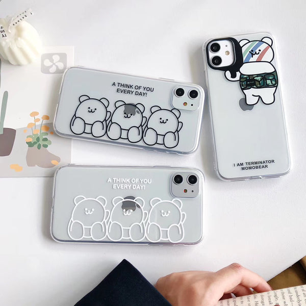Cute Bears Case