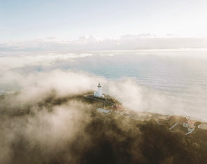 The Cloudy Cape Lighthouse