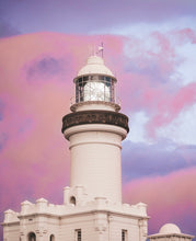 Load image into Gallery viewer, Lighthouse Sunset