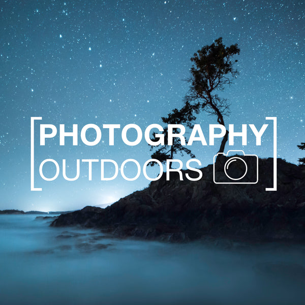 Photography Outdoors Online Workshop (SPRING SALE 25% OFF)