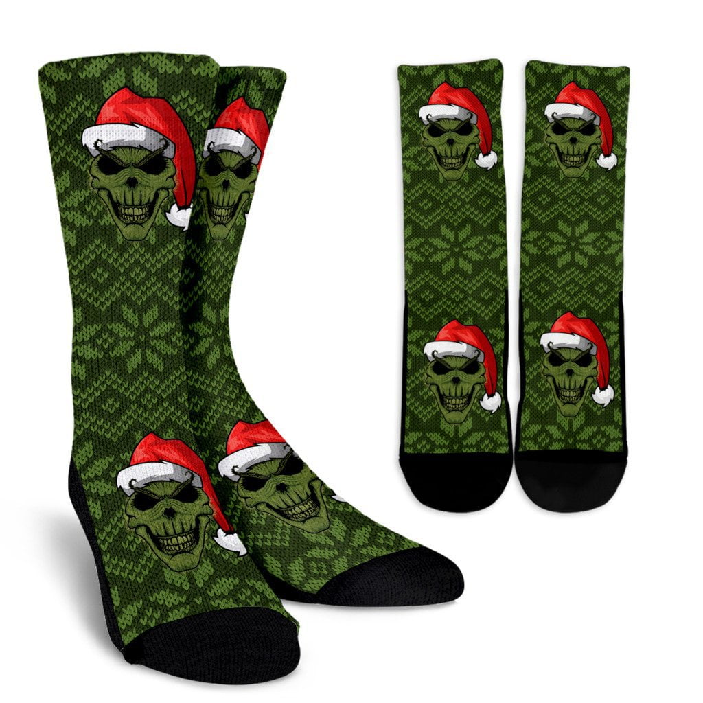 Sons Of The Grinch Socks