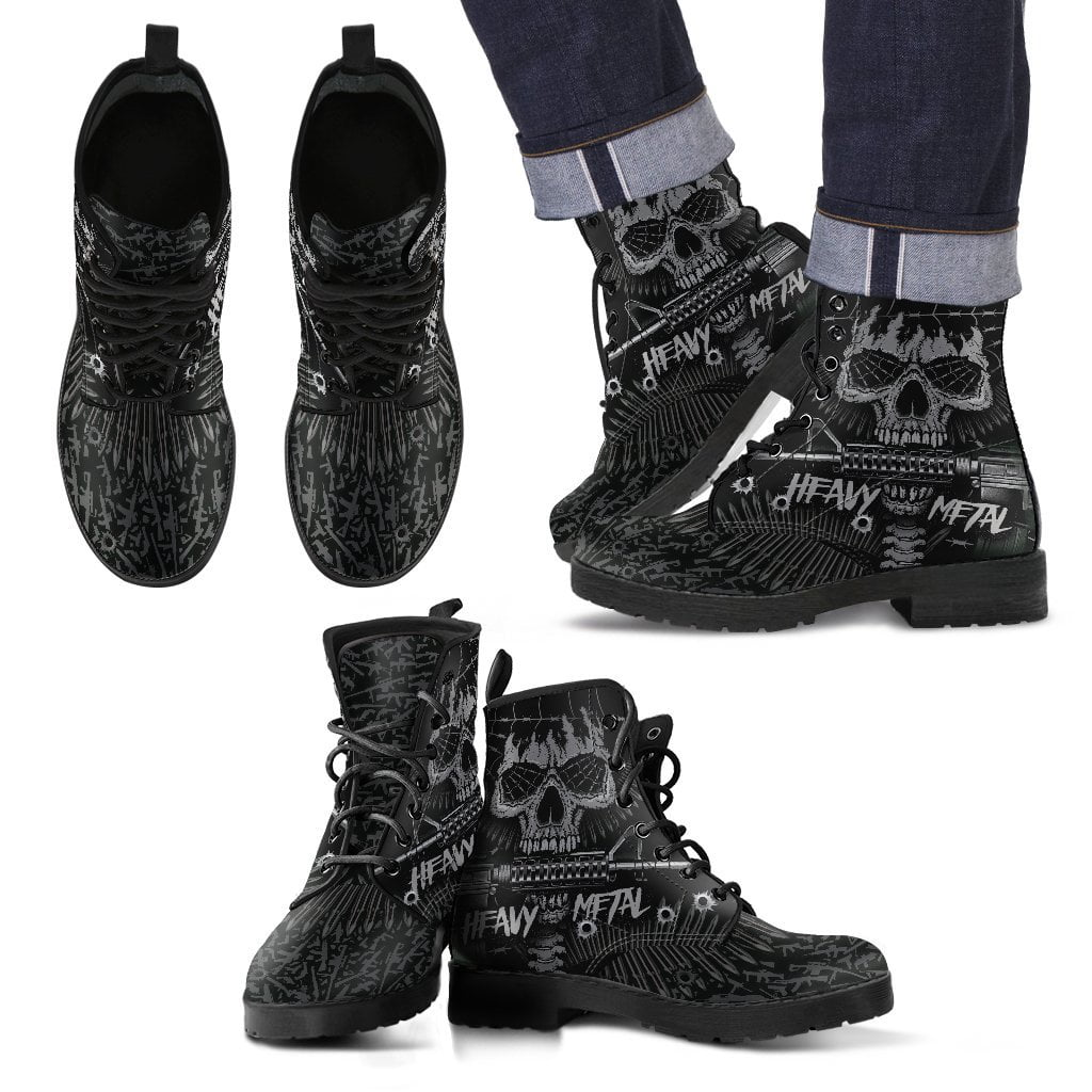 Heavy Metal Boots