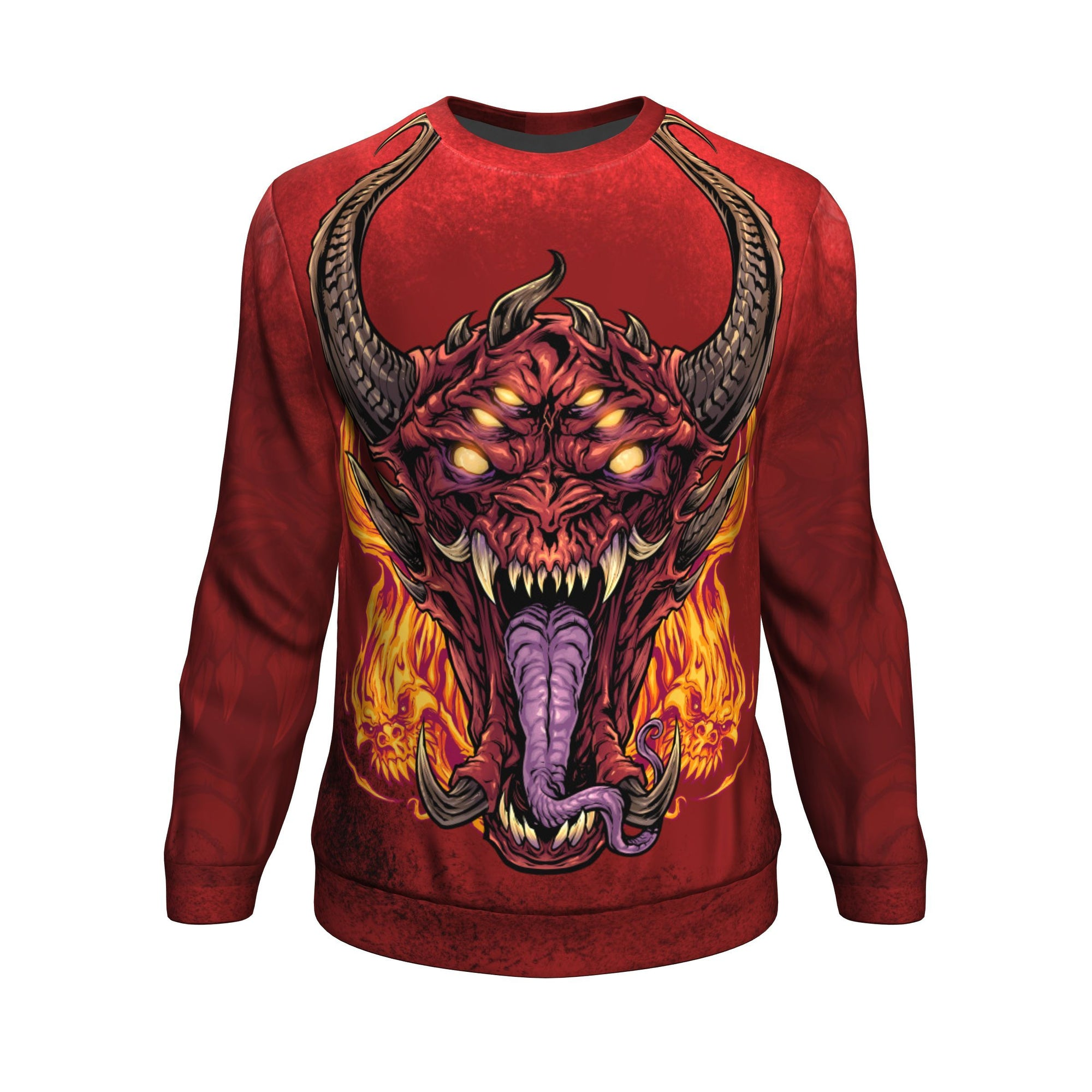 City Of Demons Sweatshirt