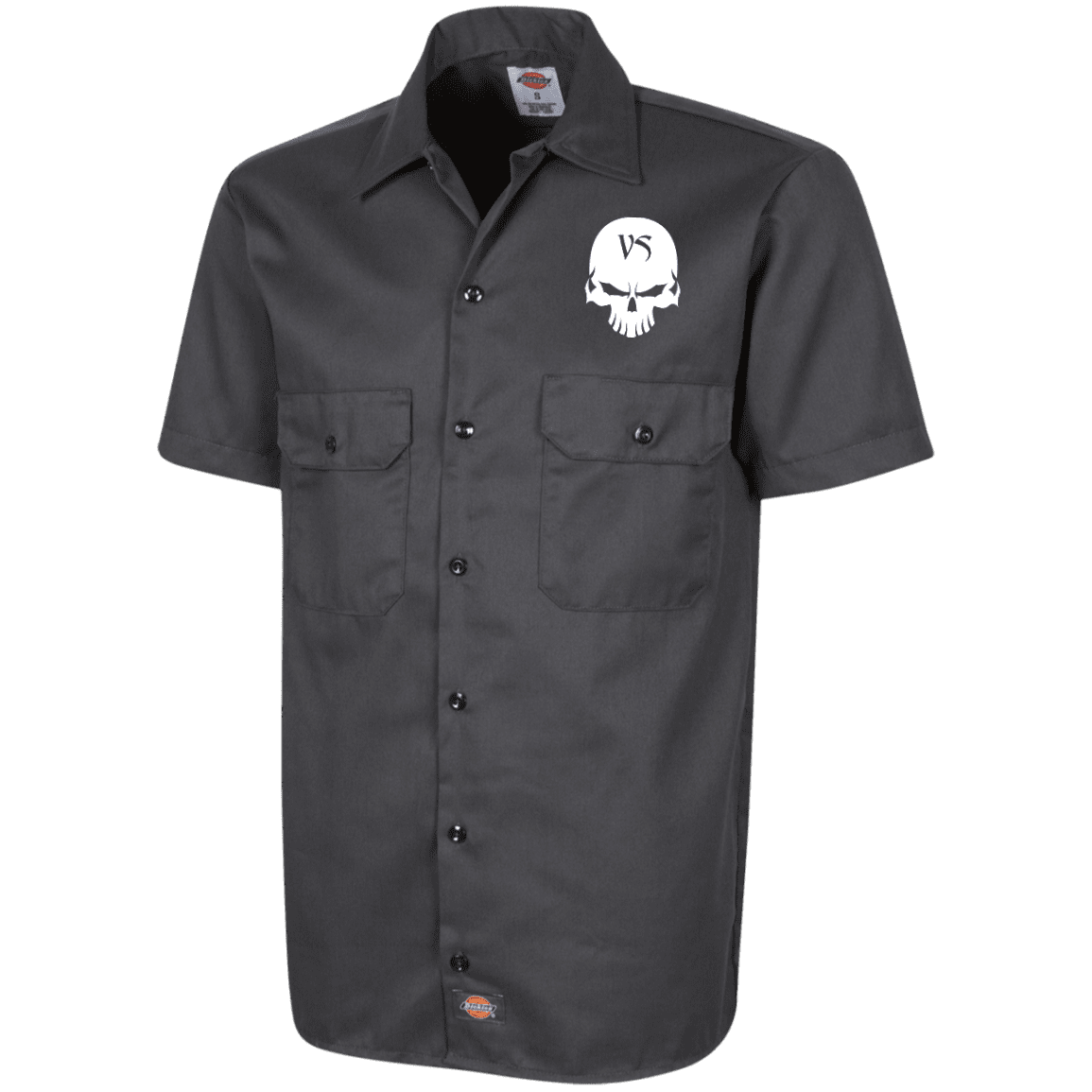 VonSkull Bad Skull Workshirt