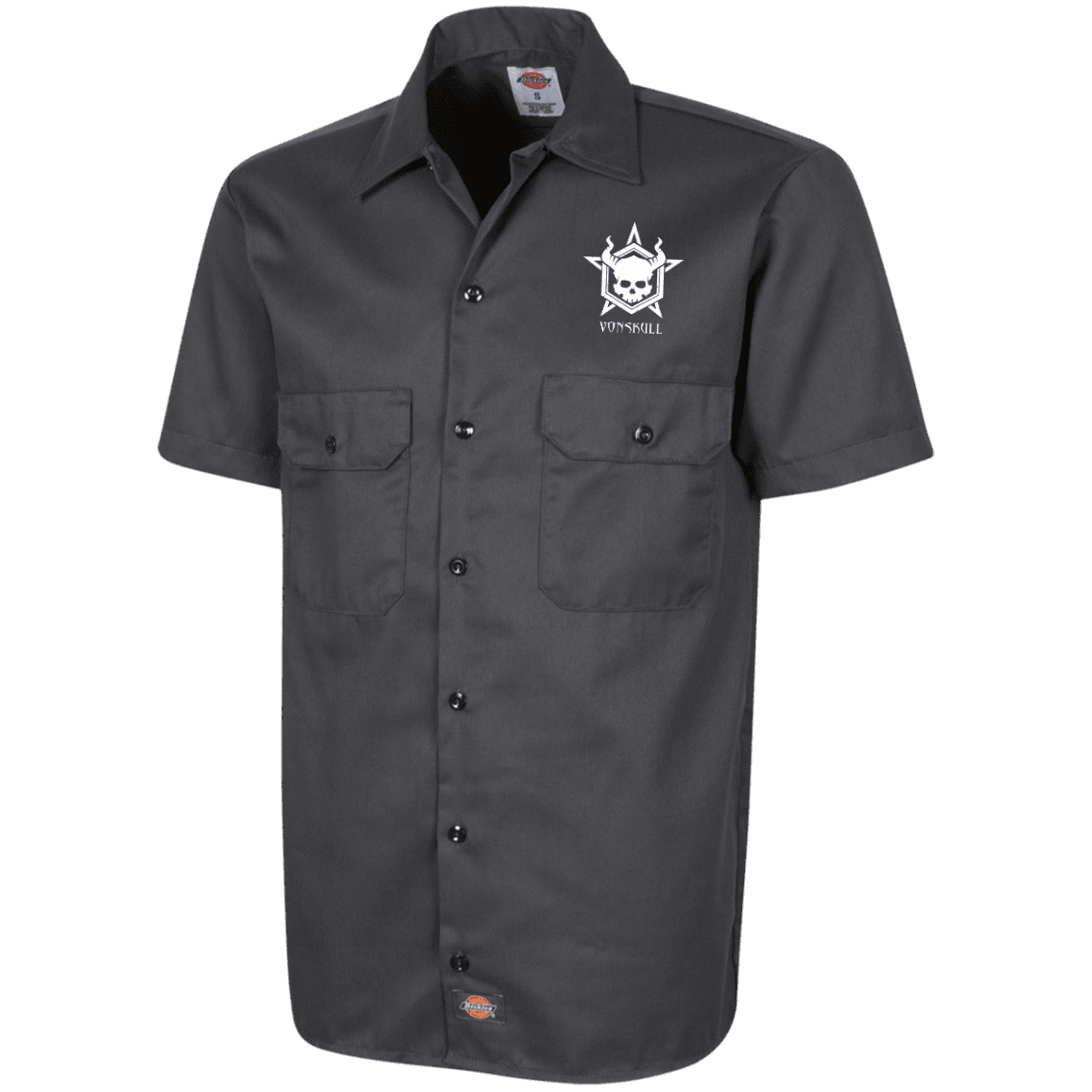 VonSkull Dickies Workshirt