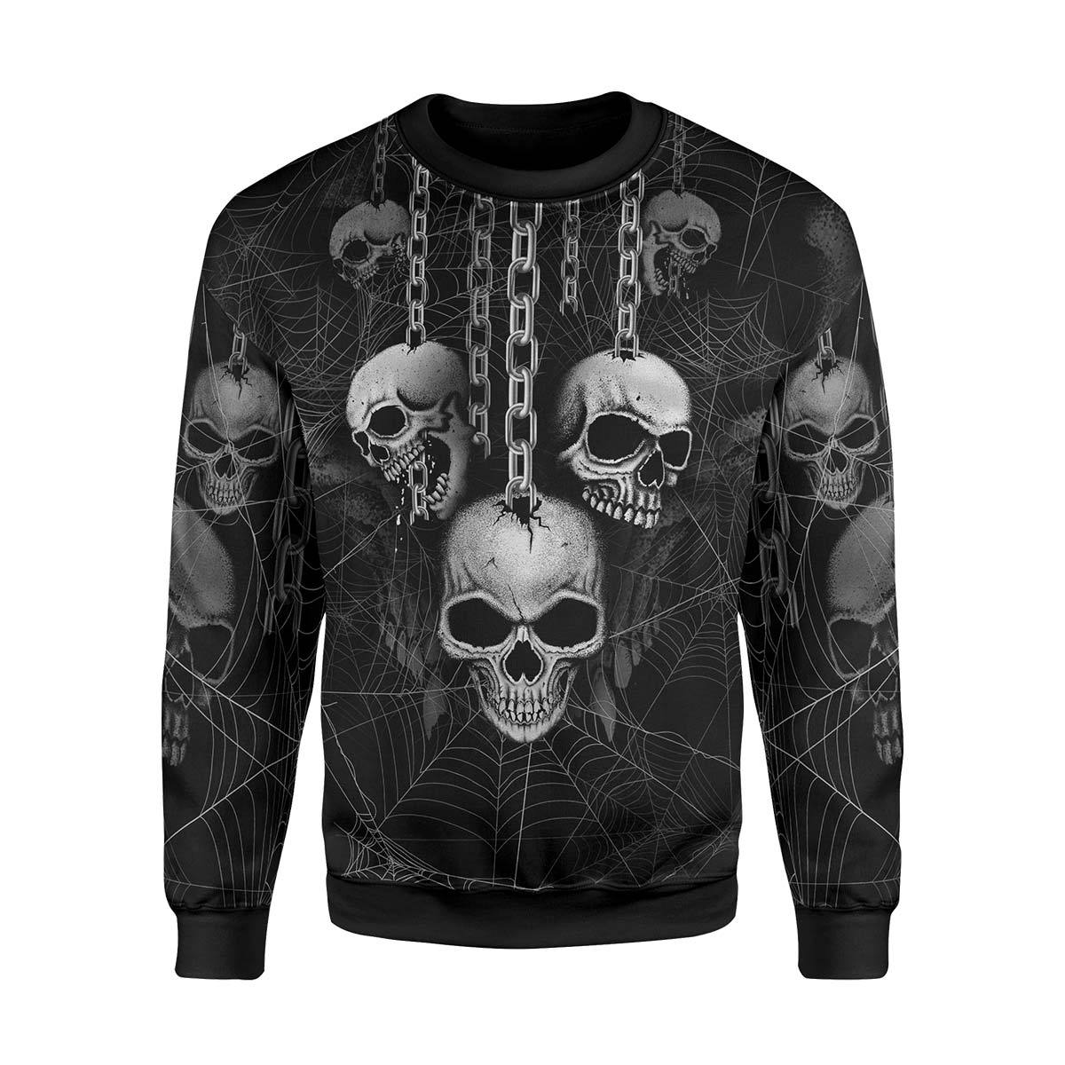 Chains & Webs Sweatshirt