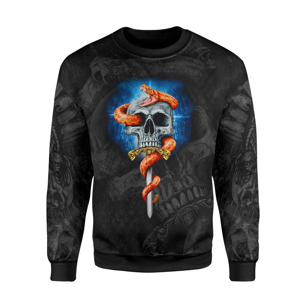 Death Dagger Sweatshirt