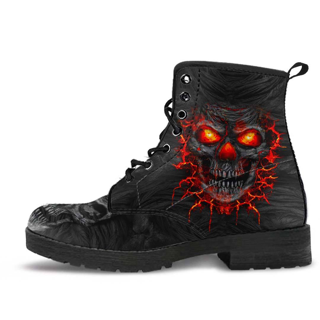 Hell Fire Boots