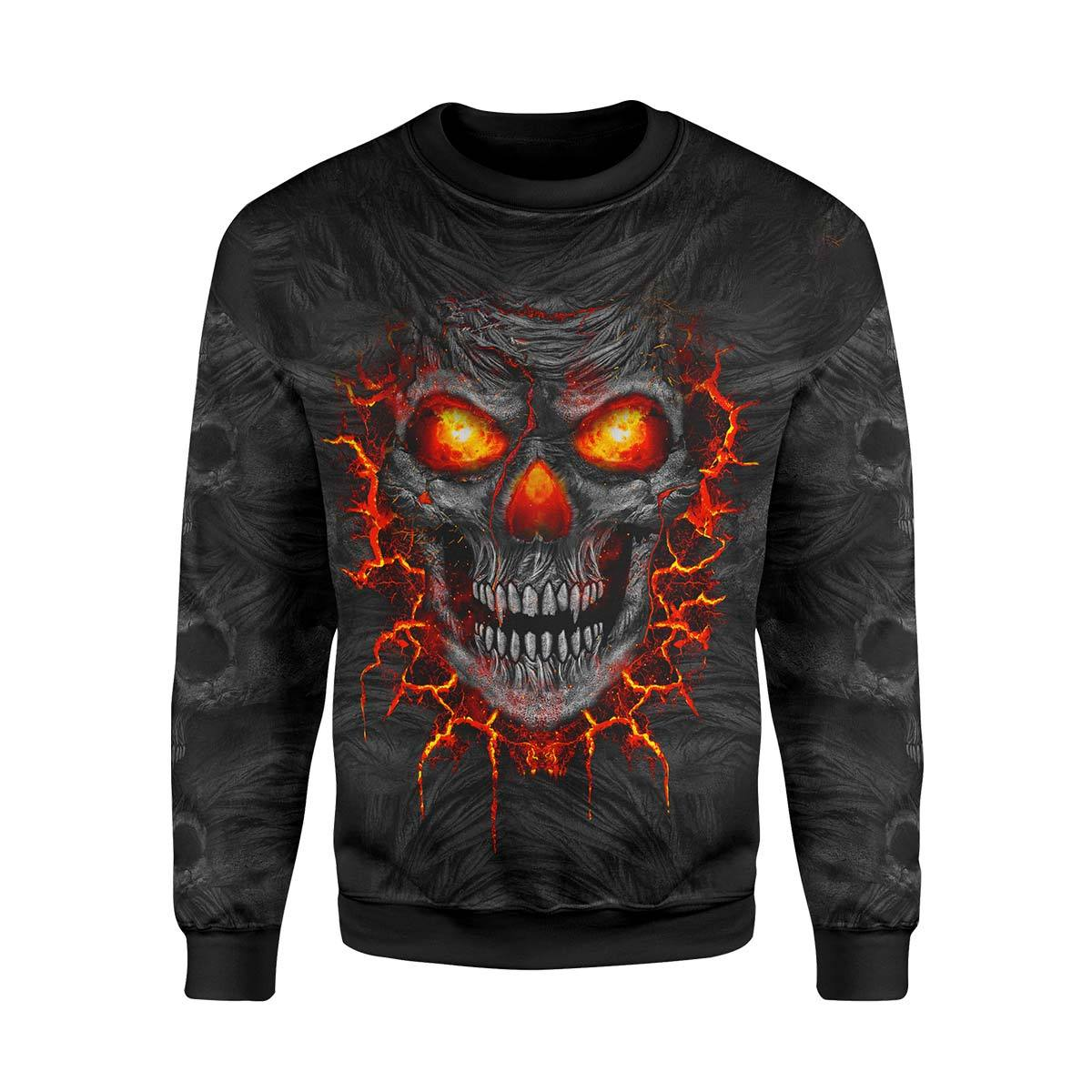 Hell Fire Sweatshirt