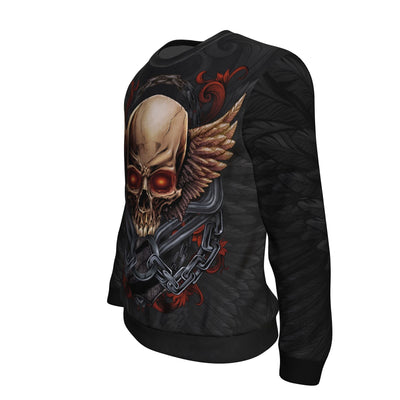 Skull & Wings Sweatshirt