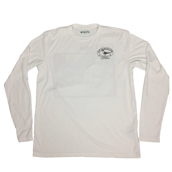 S.F. Alman MS Gulf Coast Map Performance L/S Tee