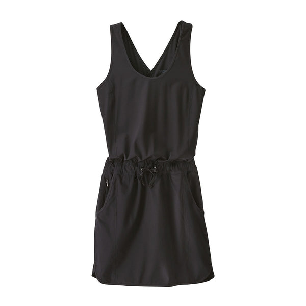 Patagonia Women's Fleetwith Dress in Black