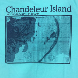 S.F. Alman Chandeleur Island Map Tee | S.F. Alman – S.F. ... on gulf of mexico islands map, alaska islands map, ga islands map, maui islands map, new orleans map, louisiana map, mississippi islands map, africa islands map, sanibel islands map, breton sound map, roanoke islands map, ocracoke islands map, barataria bay map, corpus christi map, grand isle map, mississippi gulf coast map, sunshine islands map, gulf coast barrier islands map, san juan islands map,