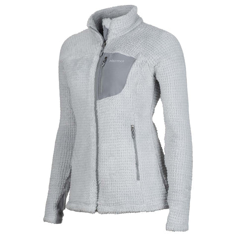 Marmot Women's Thermo Flare Jacket in Bright Steel/Grey Storm