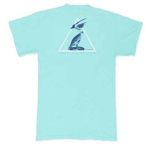 Coastal Cotton Men's Aruba Pelican T-Shirt