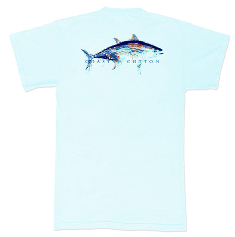 Coastal Cotton Men's Tuna T-shirt