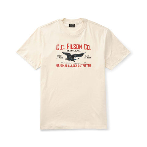 Filson S/S Lightweight Graphic Outfitter T-Shirt
