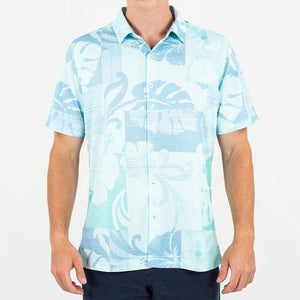 Toes on the Nose Beachside Aloha shirt