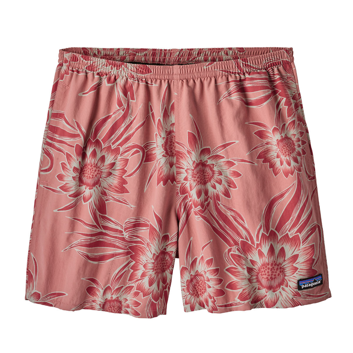 Patagonia Men's Baggies Cereus print short