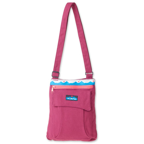 Kavu Keeper Purse in Ruby