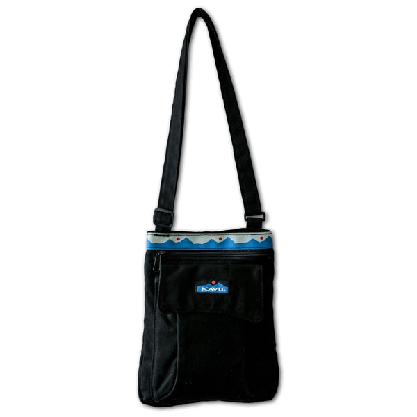 Kavu Keeper Purse in Black