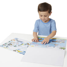 Load image into Gallery viewer, Melissa & Doug Reusable Sticker Pad - Vehicles