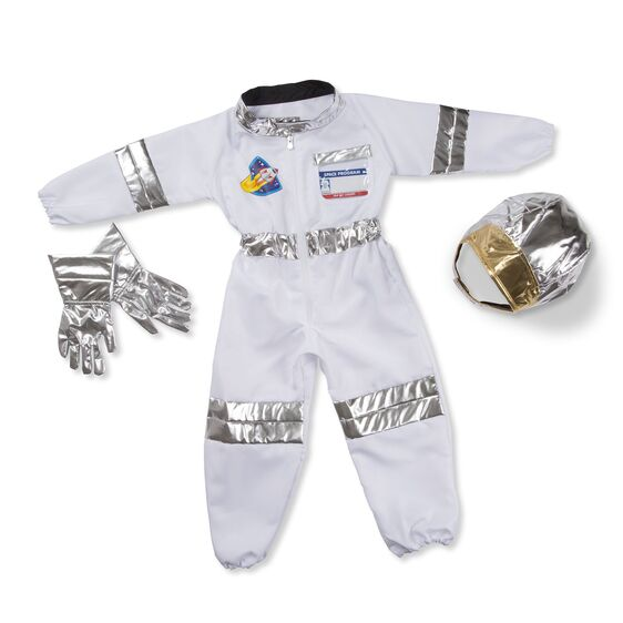 Melissa & Doug - Astronaut Role Play Costume Set 3-6 Years