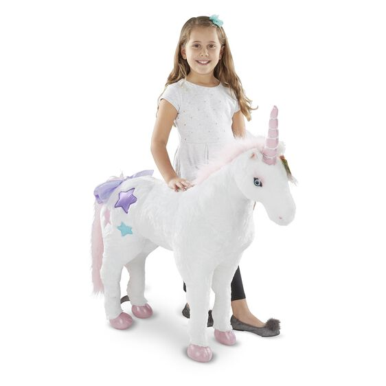 Melissa & Doug - PLUSH UNICORN