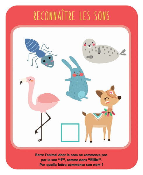 My First KinderGarten activities - BambiniJO