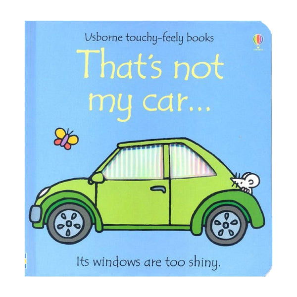 That's not my Car - Touchy-Feely Book