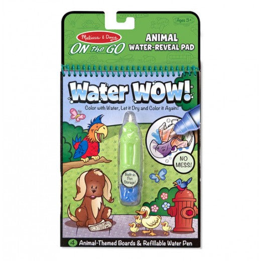 Melissa & doug Water Wow! - Animals - BambiniJO