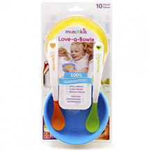 Load image into Gallery viewer, Munchkin Toddler Love-a-Bowls Set - BambiniJO