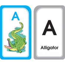 Load image into Gallery viewer, Alphabet Match - Flash Cards - BambiniJO