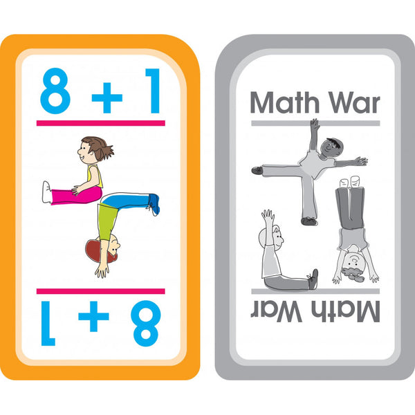 Math War - Game Cards - BambiniJO