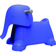Load image into Gallery viewer, Prince Lion Heart - Yetizoo Elephant (Blue) - BambiniJO