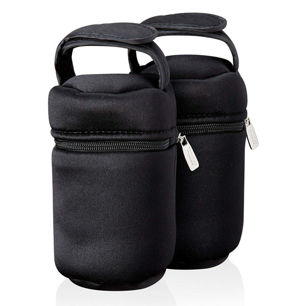 Tommee Tippee Closer to Nature Insulated Bottle Bag, Pack of 2 - BambiniJO