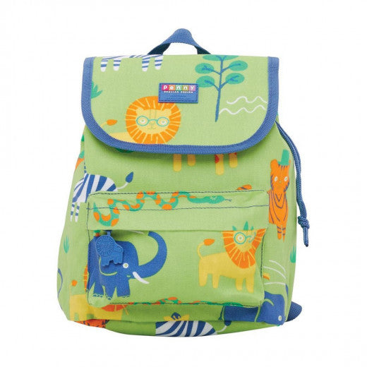 Penny Top Loader Backpack - Wild Thing - BambiniJO