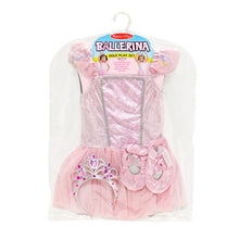 Load image into Gallery viewer, Melissa & Doug - BALLERINA Role Play Costume Set 3-6 Years