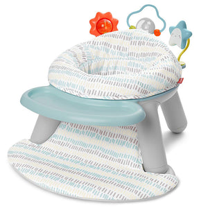Skip Hop - Silver Lining Cloud 2 in 1 Baby Chair - BambiniJO