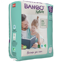 Load image into Gallery viewer, BAMBO Diapers Size 6 (16Kg+), 20 Count - BambiniJO