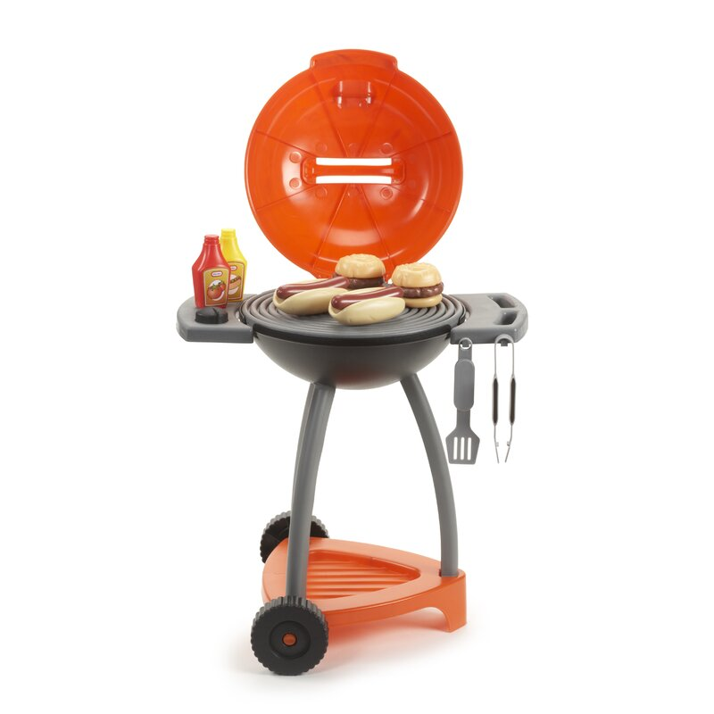 Little Tikes - Sizzle & Serve Grill - BambiniJO