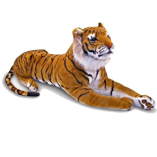 Melissa & Doug - PLUSH TIGER