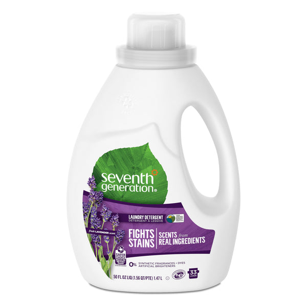 NATURAL LAVENDER LAUNDRY DETERGENT (1.47L) - BambiniJO