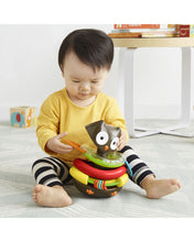 Load image into Gallery viewer, Skip Hop - Explore & More Rocking Owl Stacker Toy - BambiniJO