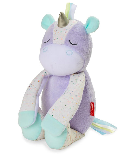 Cry-Activated Soother - Unicorn - BambiniJO