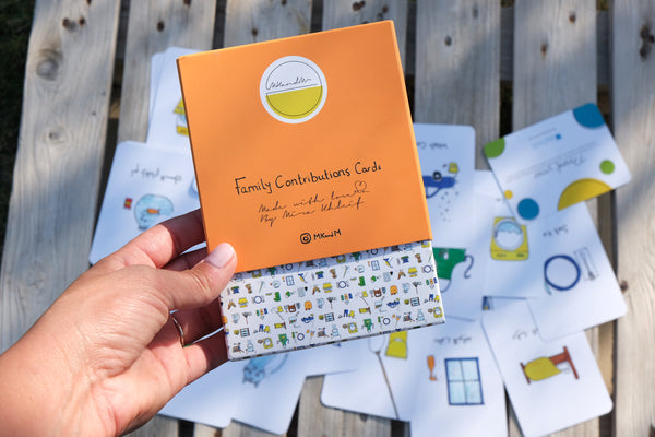 Family Contributions cards
