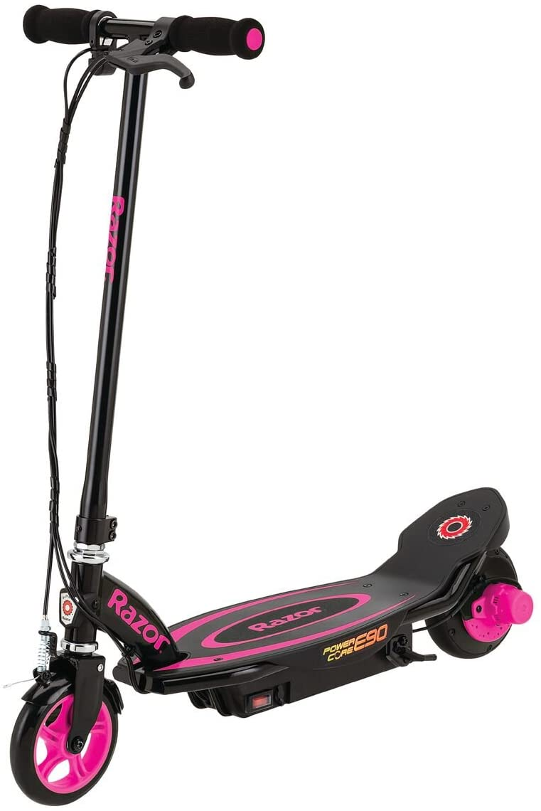 POWERCORE PINK Electric Scooter 8Y+